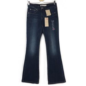 Levi's | NEW 518 low rise boot cut jeans